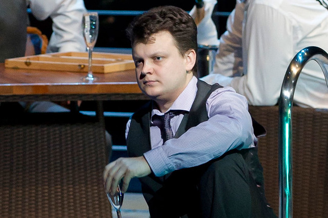 Dmytro Popov in The Tsar's Bride © ROH/Bill Cooper 2011
