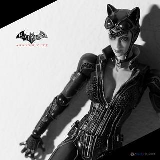 Catwoman - Arkham City - Play Arts Kai (PAK)