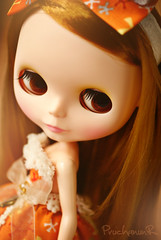 Lusary and new dress by Princess Bonetta (by Me)