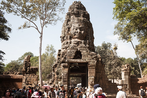 Entrance to Ta Phrom