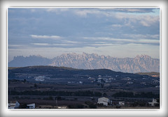 Montserrat (Modest Minguella (On/Off)) Tags: view montserrat vista panorámica macizo ef70300mm canoneos500d santmartísarroca macís
