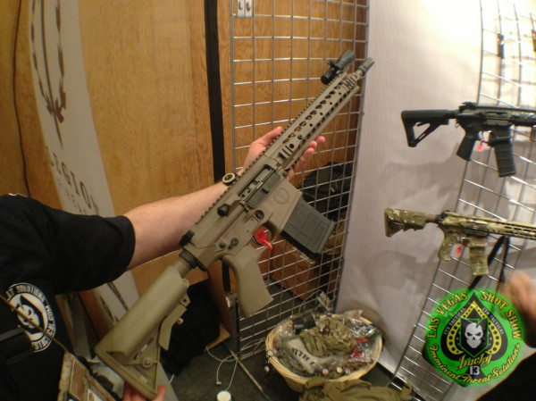 ITS Tactical SHOT Show 2013: Day 1 Live Coverage 040