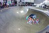 Poppy Starr - Backside Air (SteveWillard) Tags: california orange pool canon shoes skateboarding flash wideangle fisheye socal pools skateboard vans extremesports southerncalifornia dogtown bowls lightroom adobelightroom surfandskate backsideair strobist canon60d 92868 canonef15mmfisheye vansskateshoes stevewillard canon430exiispeedlite vanscombi lightroom43 poppystarr
