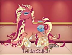 Fashion Iconz: REBIRTH, Pretty Pony Game (Bonus Round) (RainbowDoll489) Tags: pink ballet fashion design little pony rebirth iconz my rainbowdoll489