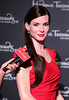 The wax figure of Sandra Bullock is unveiled at Madame Tussauds, inside The Venetian Resort and Casino