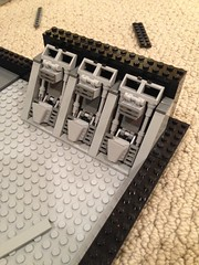 More Detailz (LMM98 (Going to BF VA 2013)) Tags: trooper detail field star big gun lego 4 battle assault bunker weapon huge wars clone iv base droid ambush yavin