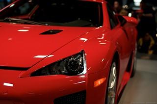 2013 Washington Auto Show - Lower Concourse - Lexus 9 by Judson Weinsheimer