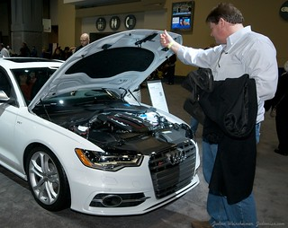 2013 Washington Auto Show - Lower Concourse - Audi 14 by Judson Weinsheimer