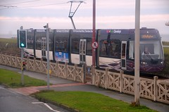 DB05048 004 2015-10-28 WED BISPHAM (davruss001) Tags: tram 004 bispham