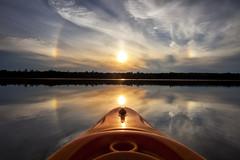 The sun dog days of summer (wiltsepix) Tags: sundog halo sun dog marl lake michigan 1740mm
