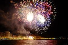 Fireworks 9 (Fotomondeo) Tags: fireworks fuegosartificiales alicante alacant hoguerasdesanjuan fogueres fujifilmxm1