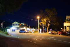 Church Point (Aviator195) Tags: church point churchpoint mccarrscreek pittwater northernbeaches sydney local post postoffice night time nighttime nightphotography nightscape mail home heritage
