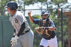 20160819_Hagerty-368 (lakelandlocal) Tags: baseball escobar florida gulfcoastleague lakeland martinez minorleague rookie tigers tigertown