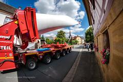 Flgeltransport (Gregor Schreiber Photography) Tags: schwertransport windrder flgel grtenroth