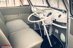 1966 VW Kombi Interior (spotandshoot.com) Tags: 1966 kombi vw volkswagen andreymoisseyev automotive bus car iconic spotandshootcom transportation van adelaide sa australia