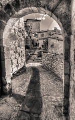 Albarracn (M. Mndez) Tags: albarracn murallas teruel urbana viajes vistas aragn espaa es