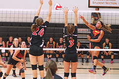 IMG_3669 (SJH Foto) Tags: girls volleyball action shot high school somerset pa pennsylvania scimmage