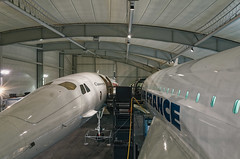 (victortsu) Tags: concorde prototype 93 air airplane architecture aviation avion avions espace france lebourget muse musedelairetdelespace ricoh ricohgr victortsu