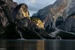 Lago di Braies (StephAnna :-)) Tags: alpen berge bergsee dolomiten dolomites gebirge italia italie italien lac lagodibraies lake licht pragserwildsee see tirol tyrol light lumire montagne