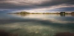 Sea life.. (BjrnP) Tags: sea landscape water eigery egersund rogaland norway norge bjrn peder bjrkeland reflection sky clouds transperent houses