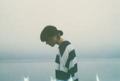 . (Alberto Polo Iaez) Tags: film analogue polaroid instant girl noise sx70 vintage