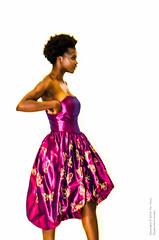 Vigilant's Profile (Tex Texin) Tags: fashion runway girl female model styling vigilant sutherlin sideview profile