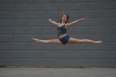 (rebekkaweigand) Tags: toronto model jete jump flexible acro dance