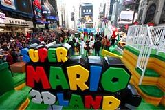 Super-Mario-Land (ProductionsNewYork) Tags: timhayes nintendo productionsny eventproduction newyork timessquare producer