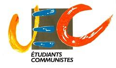 Autocollant UEC avec l'ancien logo (utilis de 1996  2015) (SuperPlancton) Tags: communiste tudiants communistes uec autocollant communist sticker politique france studient comunista solidarit fminisme  francia comunismo komnizm komunizem
