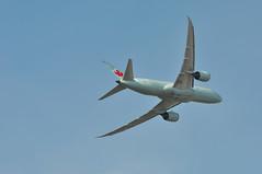 AC0897 LHR-YVR (A380spotter) Tags: takeoff departure climb climbout belly boeing 787 8 800 dreamliner™ dreamliner cghpv ship804 aircanada aca ac ac0897 lhryvr runway09r 09r london heathrow egll lhr