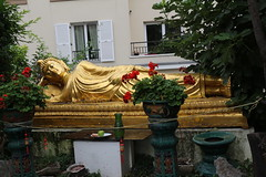 Bouddha allong (So_P) Tags: svres pagode tinh tam bouddhisme buddhism