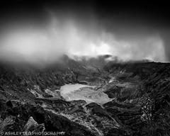 Tangkuban Perahu (Ashley Matthew Teo) Tags: jakarta landscape mountain volcano long exposure slow shutter dramatic dynamic hdr dri 10 stop panorama