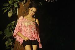 South actress MADHUCHANDAPhotos Set-4-HOT IN MODERN DRESS   (9)