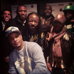 The Juice All-Stars and T.I.