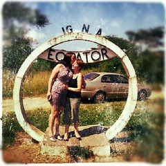 Babes on the equator