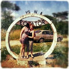 Babes on the equator