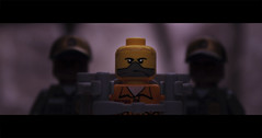 The Silence (delgax) Tags: movie toys lego minifig hannibal silenceofthelambs minifigure lector minifigures