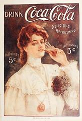 The-Argosy-July-1906-Back-cover-Coca-Cola-AD (roitberg) Tags: vintage advertising cola propaganda ad coke cocacola antiga 1906 coca publicidade vintagead