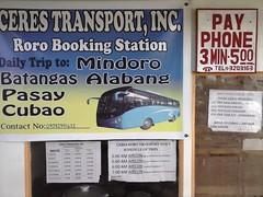 Ceres Transport Booking Office (X_ViKing) Tags: long king transport transit batman batangas viking tours cubao iloilo incorporated ceres caticlan liner vti yanson vallacar