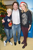Sinead Kennedy, Shane Byrne, at the annual Our Lady's Hospital for Sick Children Christmas Ward Walk, Dublin