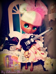 Blythe A Day Dec. 20th ~ Musical Instrument