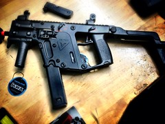 KRISS VECTOR (bryanchang) Tags: vector kriss airsoft kwa uploaded:by=flickrmobile flickriosapp:filter=nofilter