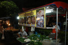 Night Market (Rabelina7) Tags: phuket patong market food night thai pa tong fresh hawkers finger