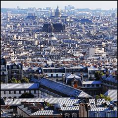 Paris rooftops (keltia17) Tags: paris france rooftops francia parigi toits techos