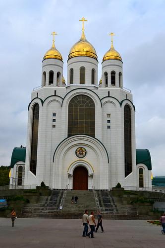 Church of st. Peter and Fevronia, Kaliningrad Калининград Königsberg (Russia)