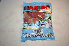 Haribo Gelee Winterzauber (Like_the_Grand_Canyon) Tags: candy sweet weingummi
