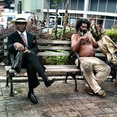 Sit down in the Bronx (Giovanni Savino Photography) Tags: giovannisavino uploaded:by=flickstagram instagram:photo=1145331774009553