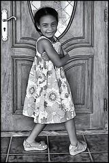 Mia (Samy Collazo) Tags: door blackandwhite girl puerta kodak niña sanjuan mia kodaktrix yashica cerradura blanconegro kodakfilm kodakd76 blackwhitephotos yashicaministerd yashinon45cmf28 samycollazo