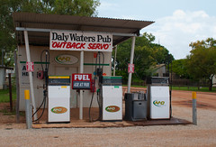 Outback Servo (pixculture) Tags: travel town bush nt katherine australia roadtrip outback aussie northernterritory marginalization aborigines wetseason thetrack stuarthighway socialin