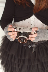 Ready!!! (Isabel Pava) Tags: camera hands happiness vintagecamera getty claudia gettyimages gettyimagesiberiaq3 gettyimagesiberiaportrait gettyimagesiberiaq12012
